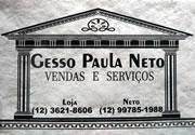 Gesso Paula Neto - Vendas e Serviços