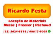 Ricardo Festa em Taubaté