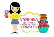 Vanessa Bolo Fake - Pegue sua Decoração e Monte em Taubaté
