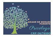 Ariane de Moraes Panonte CRP 06/78590  em Taubaté