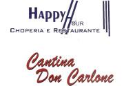 Happy Hour Choperia e Restaurante & Cantina Don Carlone em Taubaté