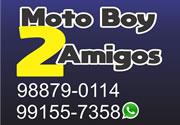 Moto Boy 2 Amigos
