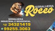 Serralheria Rocco - Industrial e Residencial em Taubaté