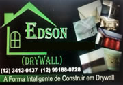 Edson Drywall em Taubaté