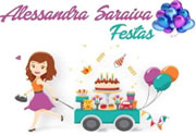Alessandra Saraiva Festas - A gente aluga, você monta em Taubaté