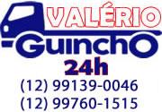 Valério Guincho em Taubaté