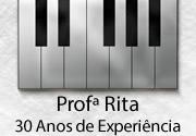 Professora Rita - Aula Particular de Piano