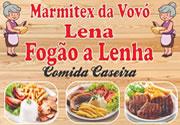 Marmitex da Vovó Lena Fogão a Lenha Comida Caseira em Taubaté