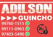 Adilson Guincho - 24h em Taubaté