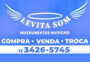Levita Som Instrumentos Musicais em Taubaté