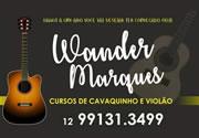 Wander Marques Cursos de Cavaquinho, Violão e Teoria Musical