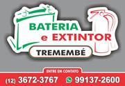 Bateria e Extintor Tremembé em Taubaté