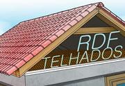 RDF Telhados Telhadista em Taubaté