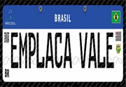 Emplaca Vale - Placas Mercosul em Taubaté