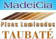 Madeicia Pisos Laminados e Reis Vidros em Taubaté