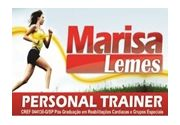 Marisa Lemes - Personal Trainer  Cref: 044138-G/SP