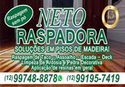 Neto Raspadora - Raspagem sem Pó em Taubaté