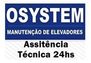 OSYSTEM Manutenção de Elevadores
