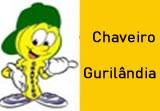 Chaveiro Gurilândia
