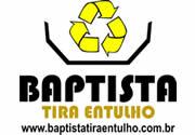 Baptista Tira Entulho em Taubaté