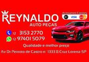Reynaldo Auto Peças - Disk Peças em Lorena