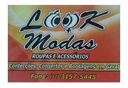 Look Modas Roupas e Acessórios  em Lorena
