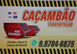 Caçambão Tira Entulho em Lorena