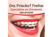 Drª Priscila Ferreira Freitas CRO/SP: 81799 em Lorena