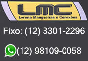 LMC Lorena Mangueiras e Conexões em Lorena