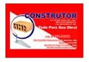 Construtor - Tudo Para Sua Obra  em Lorena