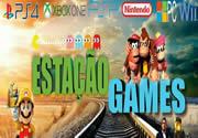 Estação Games em Caçapava