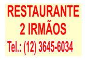 Restaurante 2 Irmãos  em Pindamonhangaba