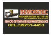 REMONTEC - Waldemir da Silva Mattos - ME  em Lorena