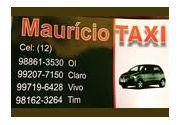 Maurício Táxi - Ponto do Bairro da Cruz  em Lorena