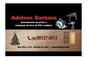 Adelson Santana  em Guaratinguetá