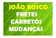 João Bosco Fretes e Mudanças