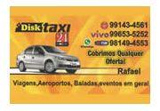 Disk Táxi Rafael - 24 horas