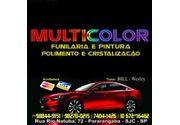 MultiColor Funilaria & Pintura