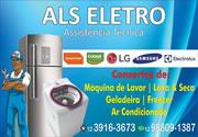 ALS Refrigeração em SJC