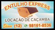 Entulho Express Locação de Caçamba em Lorena