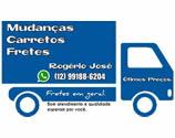 Mudanças, Carretos e Fretes Rogério José em Lorena
