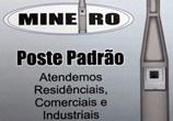 Mineiro Poste Padrão Pinda em Pindamonhangaba