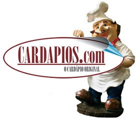 CARDAPIOS.com em Jacareí