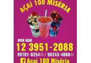 Açai 100 Miséria em Jacareí