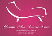Cláudia Silva Pereira Lima - CRP 06/130837