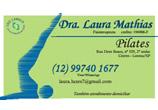 Drª Laura Mathias - Crefito 196988-F em Lorena
