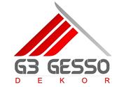 G3 Gesso Dekor - Venda de Produtos e Aplicação em Lorena