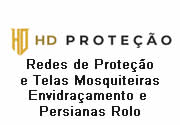 HD Telas de Proteção / Envidraçamento e Persianas Rolo