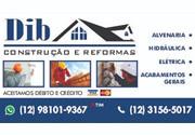 DIB - Ar Condicionado - Gesso - Encanador - Construção e Reformas em Guaratinguetá