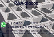R&A Blocos Caçapava em Caçapava